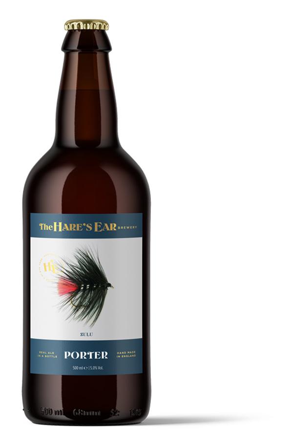Diseño de etiqueta para cervezas Stout