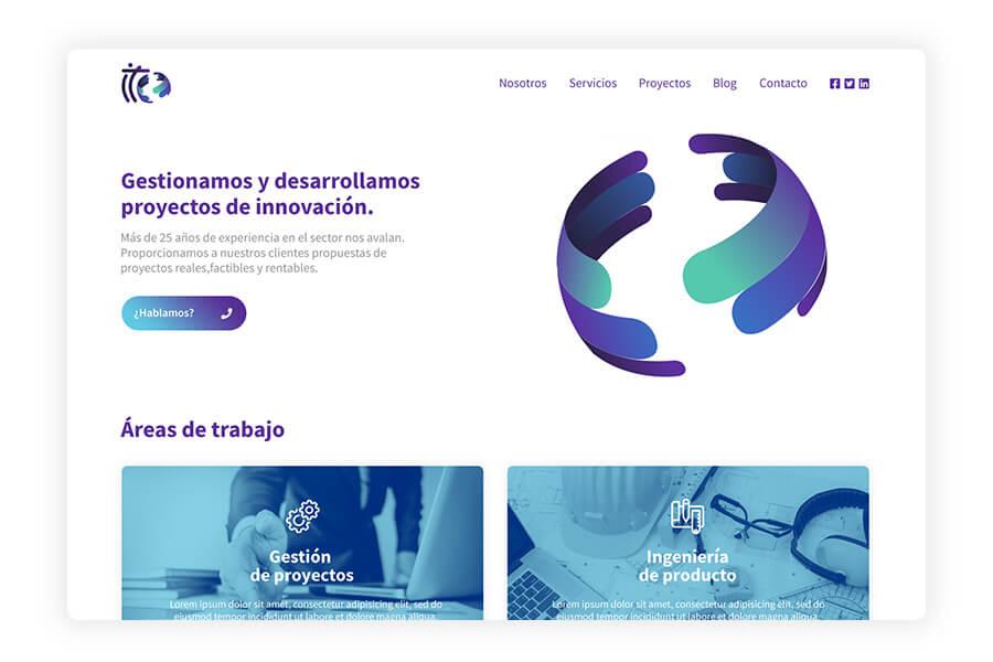 Diseño web WordPress Elementor Mallorca