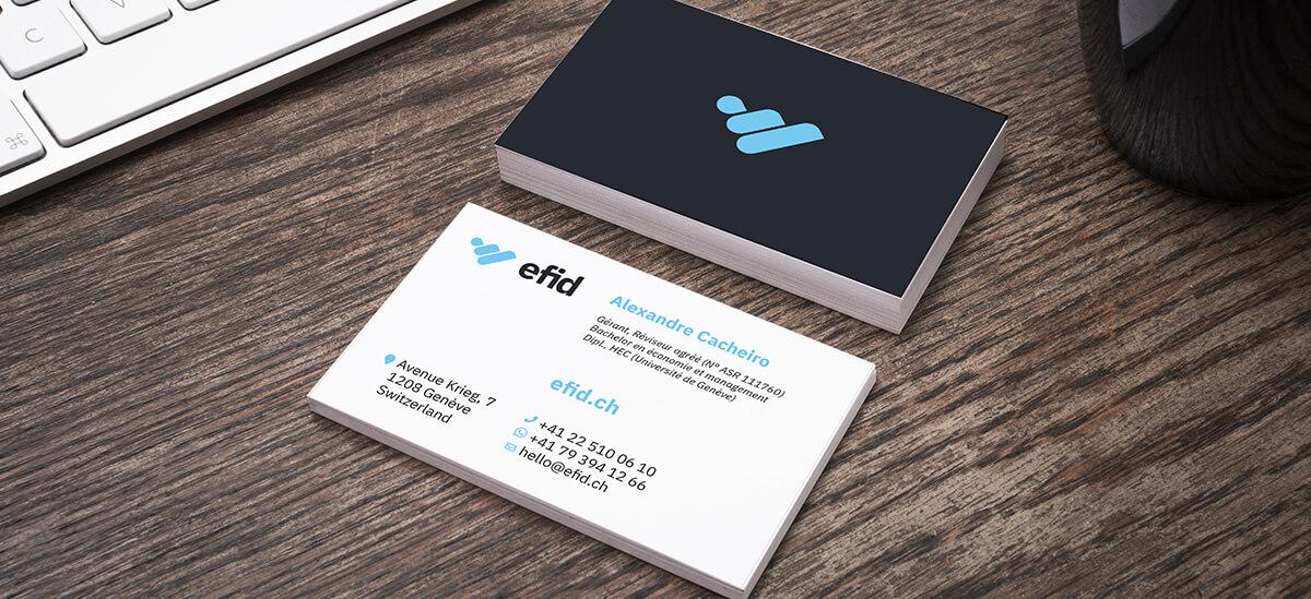Diseño de tarjetas de visita mallorca