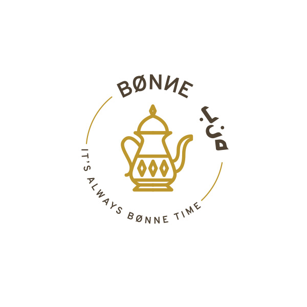 Logotipo para empresa de cafe