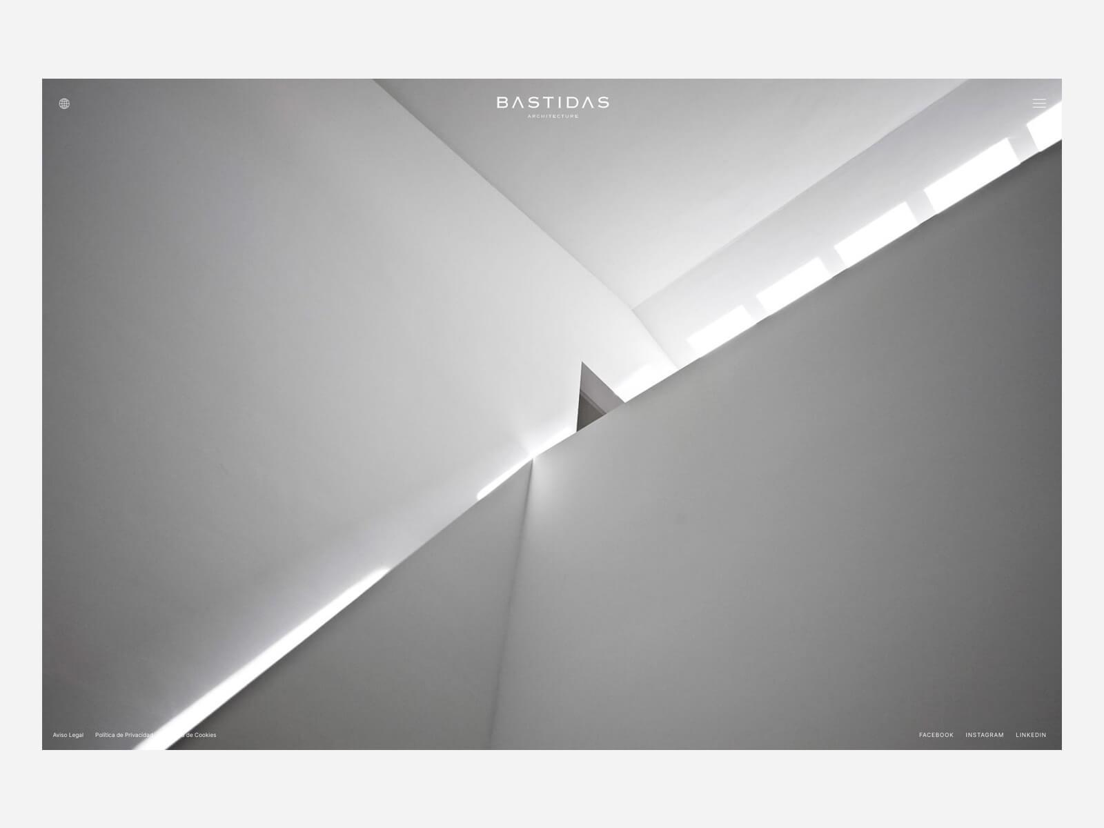 Diseño paginas web despachos arquitectura